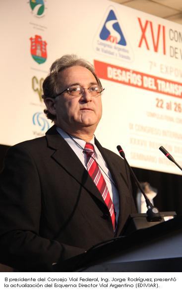 Proponen nuevo Esquema Director Vial Argentino