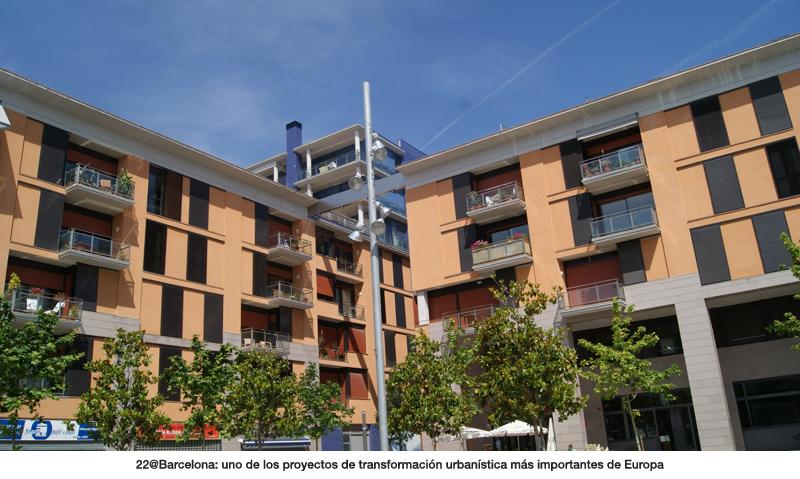 22@Barcelona: uno de los proyectos de transformación urbanística más importantes de Europa