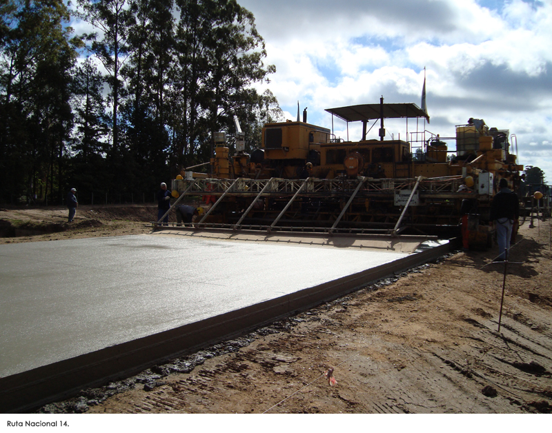"""""""El hormigón es el producto clave para el desarrollo sostenible de la construcción"""""""