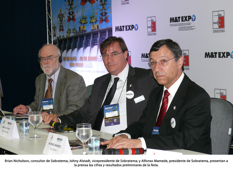 ROTUNDO ÉXITO DE M&T 2012