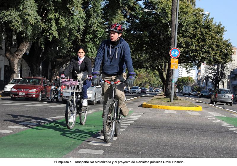 INTERVENCIONES EN EL TRANSPORTE DE LA CIUDAD DE ROSARIO