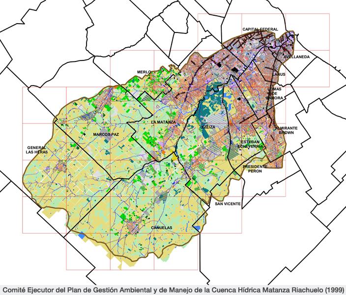 Comité Ejecutor del Plan de Gestión Ambiental y de Manejo de la Cuenca Hídrica Matanza Riachuelo (1999)