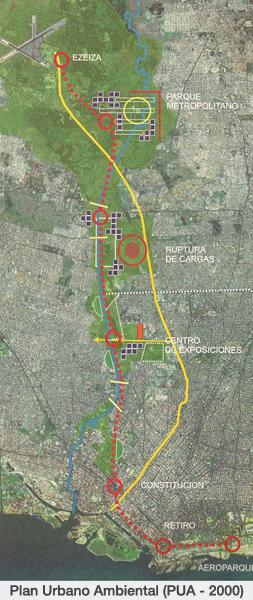 Plan Urbano Ambiental (PUA - 2000)