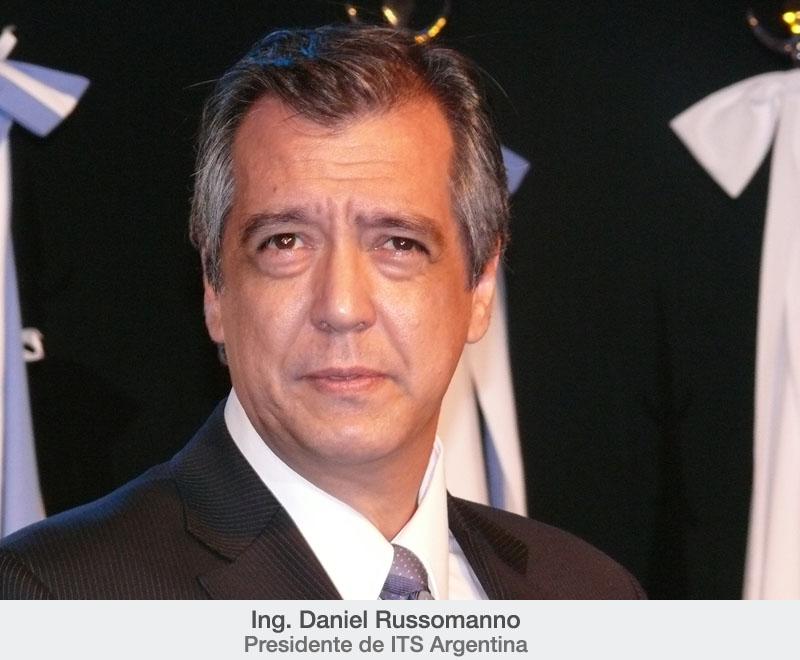 Ing. Daniel Russomanno, presidente de ITS Argentina