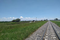 Proyecto de una nueva playa y acceso ferroviario para el